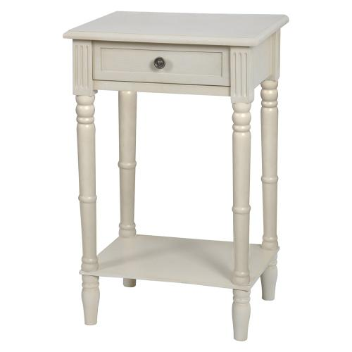 Crestview Collections - Vivid Collection Ivory
