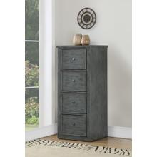 HIGHLAND 4 Drawer File Cabinet