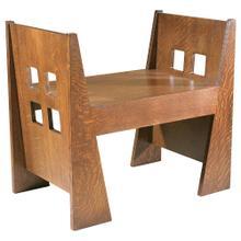 Wood Seat Limbert Bench