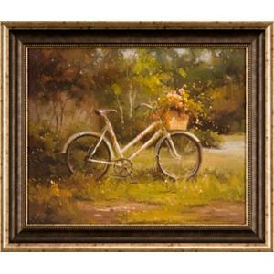 Bicycle I 16x20