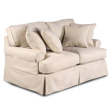 Product Image - Horizon Slipcovered Loveseat - Color 391084