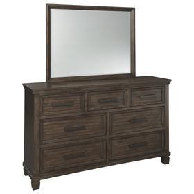 Johurst Dresser and Mirror