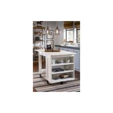 Aberdeen Almond Milk Open Shelf Unit