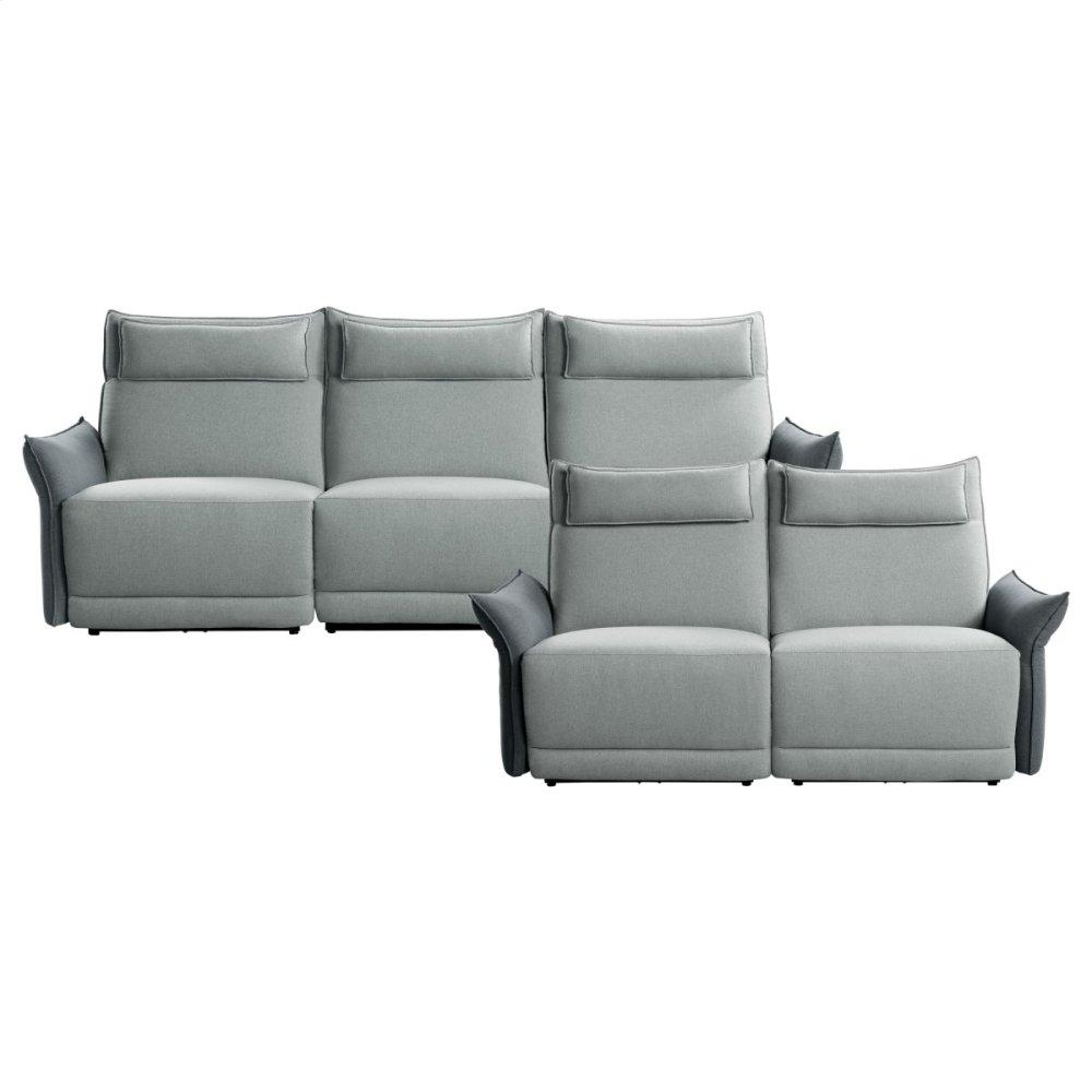 2pc Set: Sofa, Love