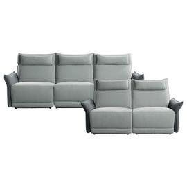 2pc Set: Sofa, Love