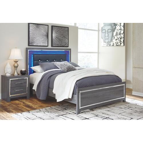 Lodanna Queen Panel Bed