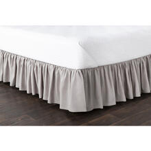 "Peyton Ruffle RLSKT-1000 80""L x 78""W x 15""DL"