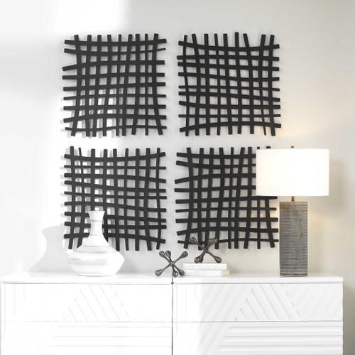 Uttermost - Gridlines Metal Wall Decor