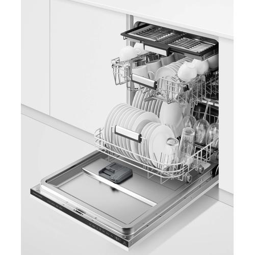 "Fisher & Paykel - Integrated Dishwasher, 24"", Sanitize"