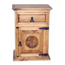 See Details - 1 Drawer 1 Door Ns W/ Star