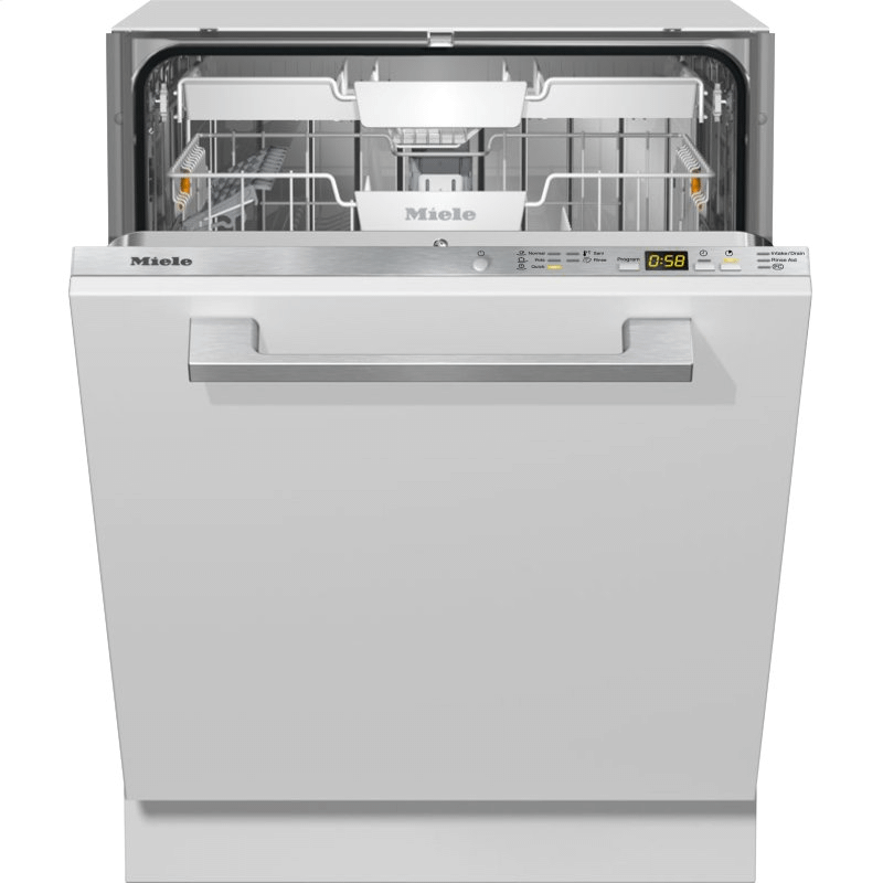 G 5051 SCVi Active - Fully integrated ADA dishwasher in tried-and-tested Miele quality at an affordable entry-level price.