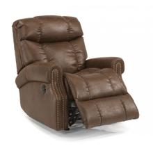 Product Image - Morrison Fabric Power Rocking Recliner