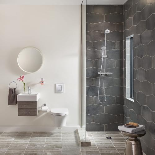 Tempesta Cosmopolitan 100 Hand Shower - 4 Sprays, 2.5 Gpm