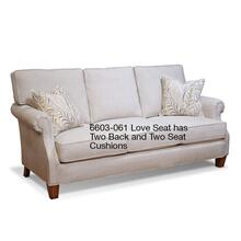 Collins Love Seat