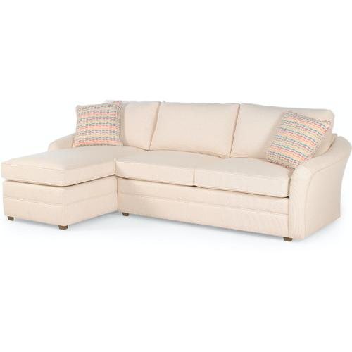 Braxton Culler Inc - Wexler Two-Piece Sectional with Chaise