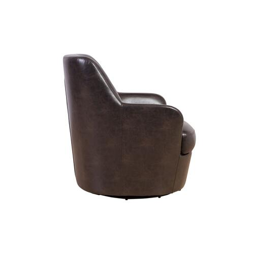 Hayes Brown Swivel Chair, AC973