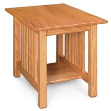 See Details - Mission End Table