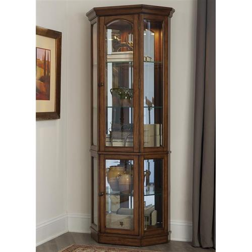 Liberty Furniture Industries - 5 Side Curio Base