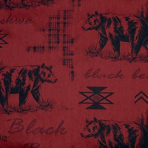 Bear Red