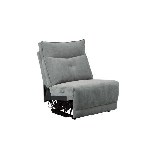 Armless Reclining Chair