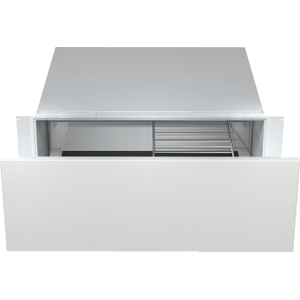 MieleESW 6380 - 30 inch warming drawer with 10 13/16 inch front panel height with the low temperature cooking function - much more than a warming drawer.