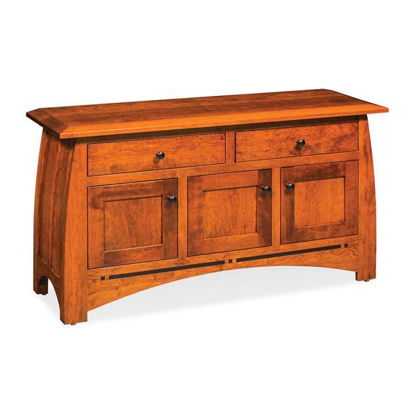 "Aspen Console Cabinet, Aspen Console Cabinet, 54"""