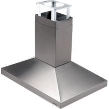 """63000 Series 900 CFM, 27-5/8"""" x 39-3/8"""" Island Chimney Mount Range Hood in Stainless Steel"""
