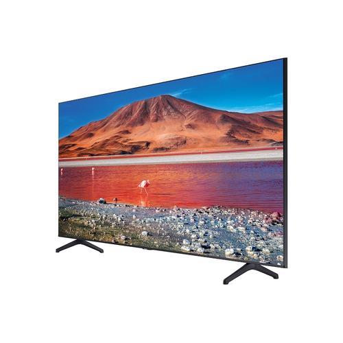 "Samsung - 65"" Class TU700D 4K Crystal UHD HDR Smart TV (2020)"