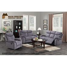 Power Motion Loveseat with Console