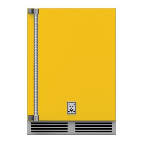 """24"""" Hestan Outdoor Undercounter Refrigerator (Solid Door) - GRSR Series - Sol"""