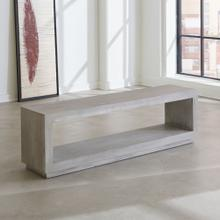 See Details - Oxford Bench
