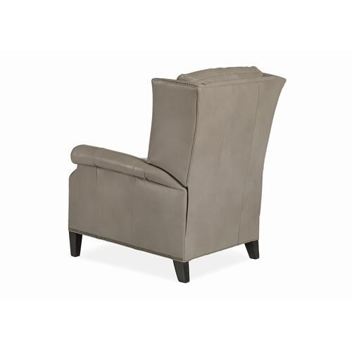 Sami Tilt Back Chair & Ottoman