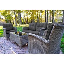 Lakena 4 Piece Lounge Set With