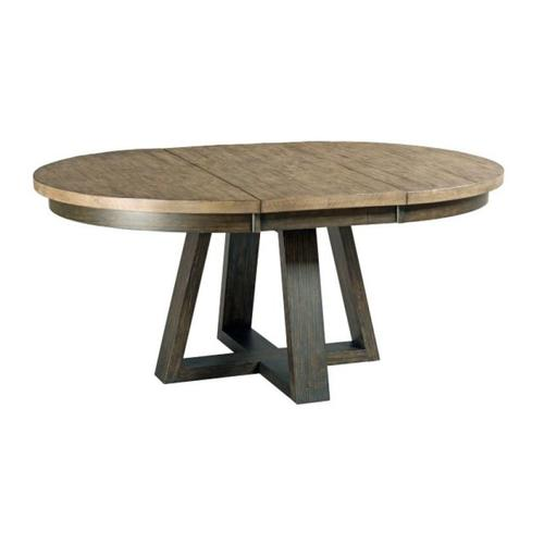 "Button 50"" Round Dining Table"