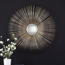 Launa Round Mirror