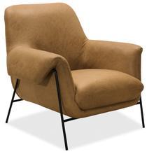 Ambroise Metal Frame Club Chair
