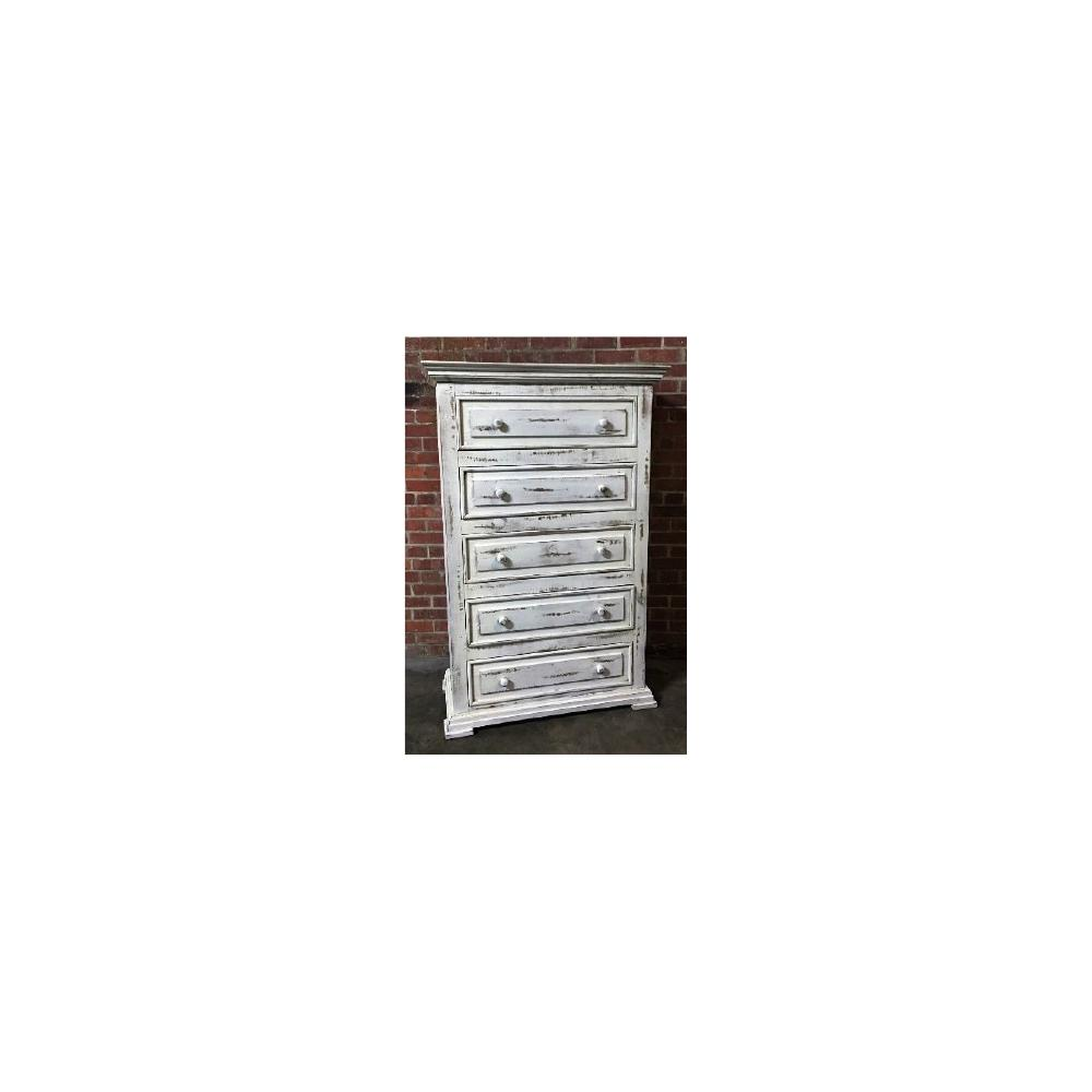 Factory 7 5-Drawer Claudia Chest