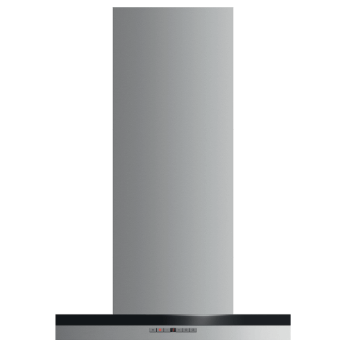 "Wall Range Hood, 24"", Box Chimney"