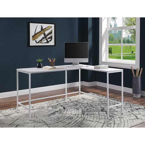 Contempo L-shaped Desk