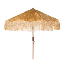 Tiki 9ft Crank Umbrella - Tan