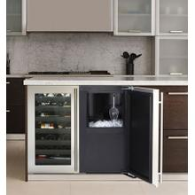 "Overlay Right-hand, no pump 36"" Custom Refrigerator / Ice Machine"