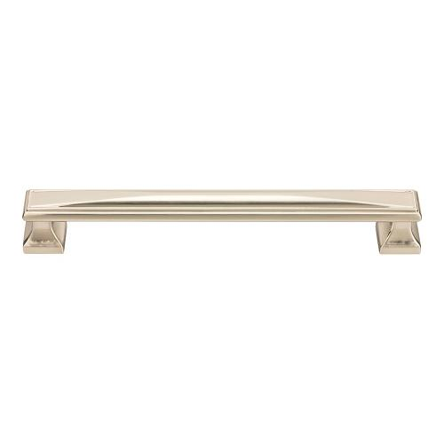 Wadsworth Pull 7 9/16 Inch (c-c) - Brushed Nickel