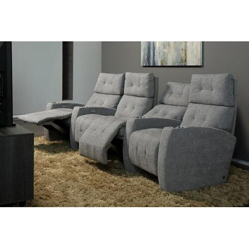 Dean Home Theater Seats - American Leather