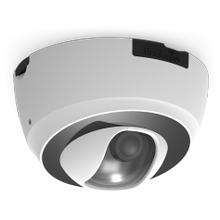 1-Megapixel Wireless Day/Night Mini Dome IP Surveillance Camera