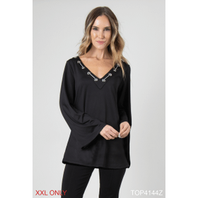 Feeling Fierce Ball and Chain Solid Top - XXL (2 pc. ppk.)