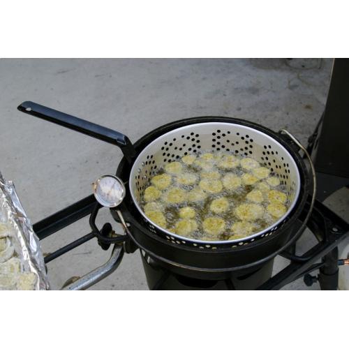 Cast Iron Fry Pot Set