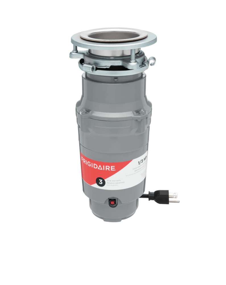 1/3 HP Corded Disposer