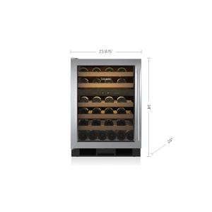 "SubzeroLegacy Model - 24"" Undercounter Wine"