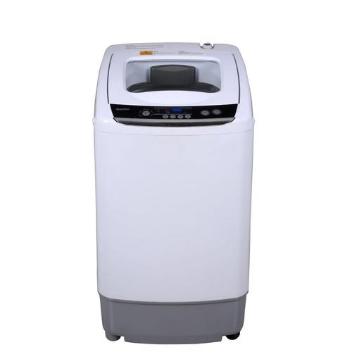 Danby Compact 0.9 Cubic Foot Top Load Washing Machine For Apartment - White