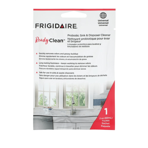 Frigidaire ReadyClean™ Probiotic Sink and Disposer Cleaner